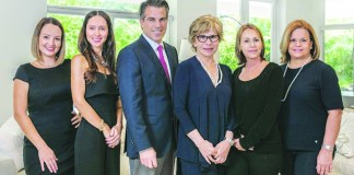 The Levy Group team joins EWM Realty International