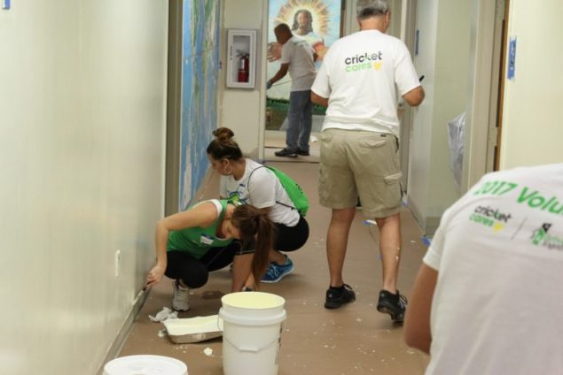 Cricket Wireless helps revitalize Touching Miami with Love's Homestead facility