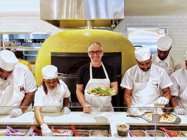 Genuine PizzaTM opens in Aventura Mall