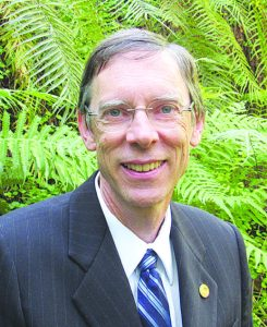 Dr. Philip Stoddard, candidate for Mayor of South Miami.
