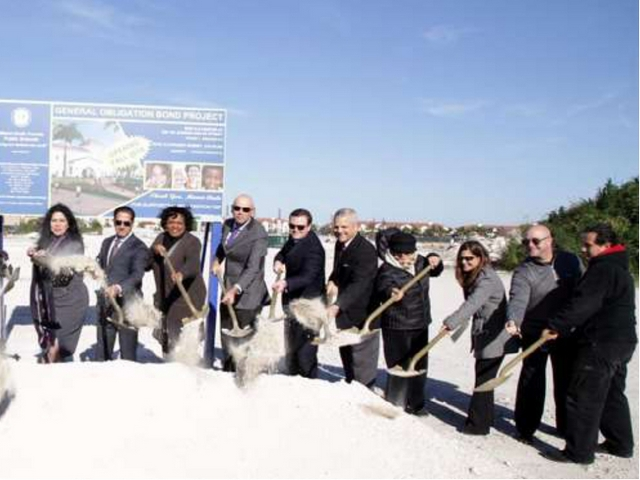 M-DCPS begins GOB project for new K-8 center in West Kendall