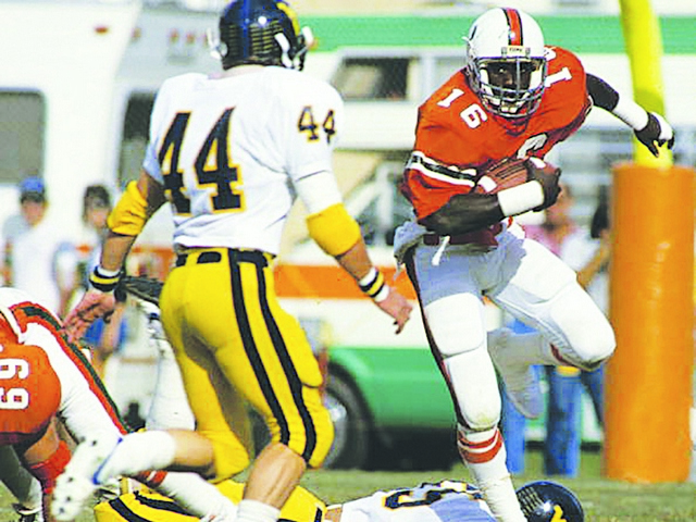 Canes Legend Albert Bentley to Host UMSHoF Celebrity Bowling Tournament Feb. 26
