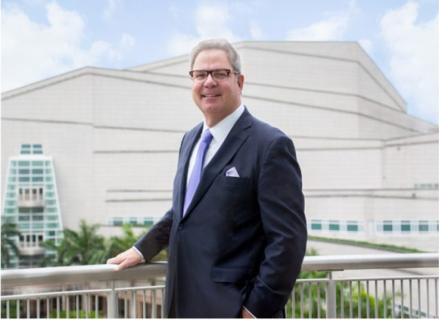 Arsht Center CEO John Richard to step down at end of 2018