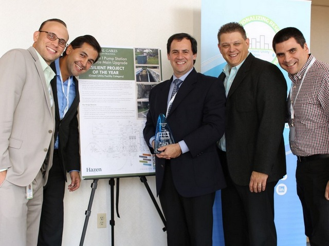Coral Gables earns Resilient Project of the Year award