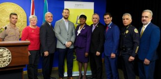 Brightline and Miami-Dade partners raise awareness about rail safety
