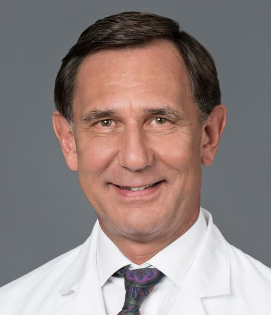 Dr. Guenther Koehne named chair of 2018 Light the Night Campaign