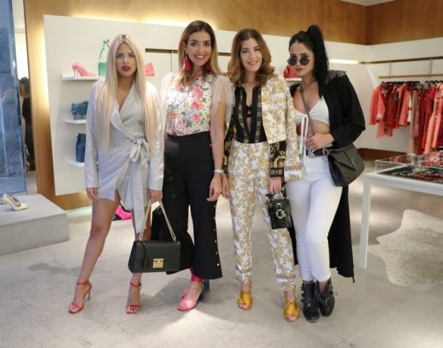 Luxury Garage Sale hosts opening night for its Gables pop-up store