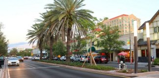 Celebration to mark completion of Miracle Mile Streetscape