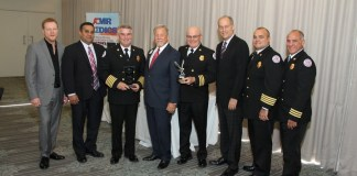 American Medical Response (AMR) Salutes Fire Rescue