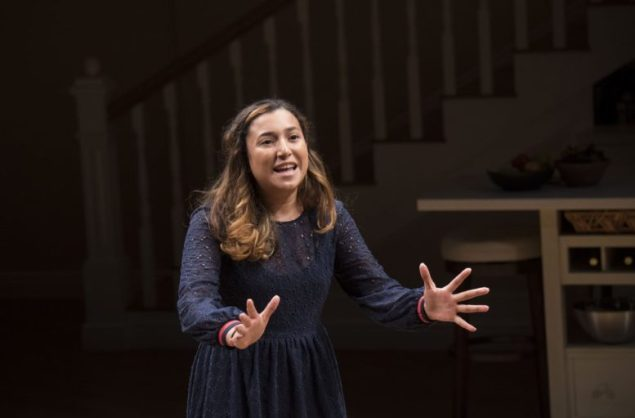 Gulliver Prep Student performs at Shakespeare Competition in NYC