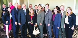 A la concejal Claudia Mariaca le ha sido Otorgado el Premio al Servicio Público por parte de SFLHCC del año 2018