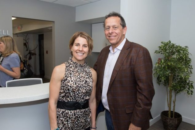 American Stem Cell Centers of Excellence celebrates grand opening of local clinic