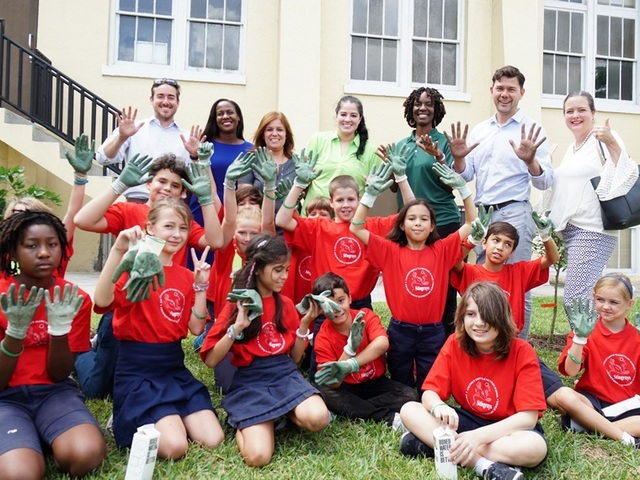 'Arbor' joins with community officials to show students importance of trees