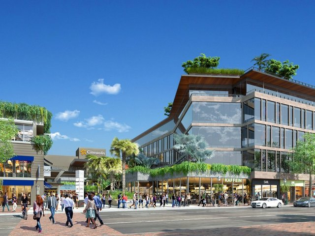 New CocoWalk to combine offices, with public spaces, revamped retail