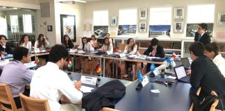 Palmer Trinity holds inaugural Miami Model UN Conference