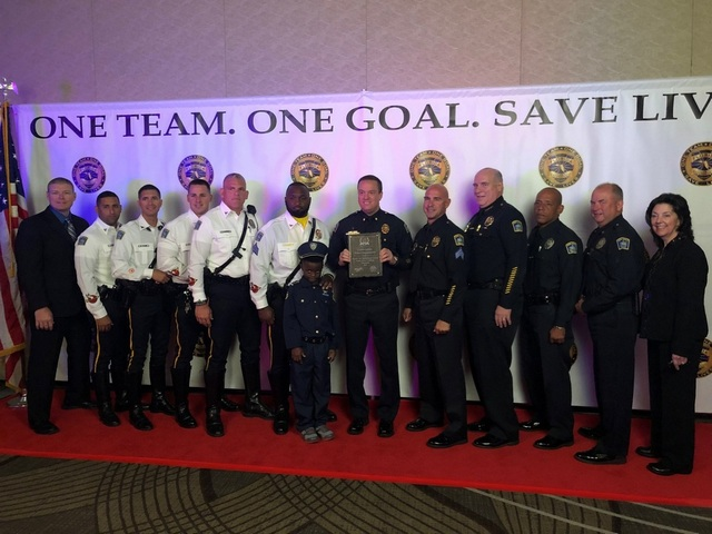 Coral Gables Police Department earns overall Statewide Traffic Safety Award
