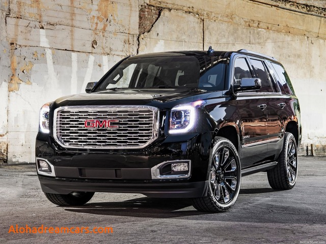 2019 Yukon XL Denali performs energetically in all conditions