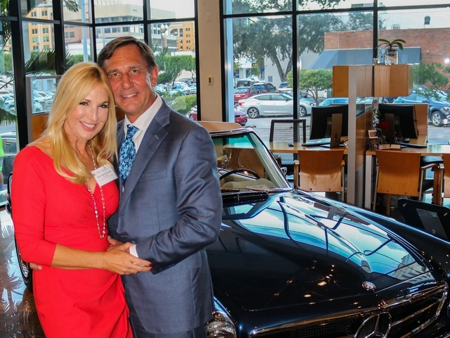 Mercedes-Benz of Coral Gables accelerates mission of Leukemia & Lymphoma Society