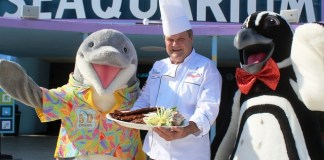 Experience the 'Tastes of Miami' at Miami Seaquarium. Dec. 26-30