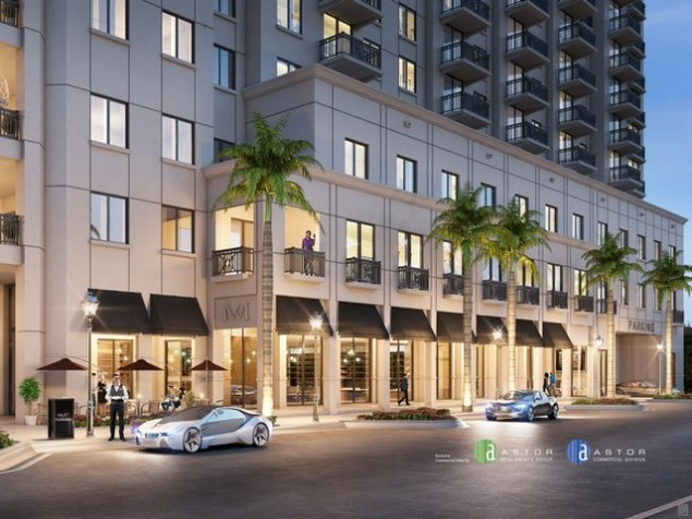 Astor Real Estate Group announces additional retailers at Merrick Manor