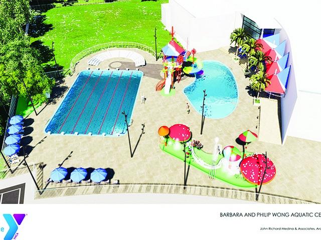 YMCA of South Florida building new Barbara and Philip Wong Aquatic Center