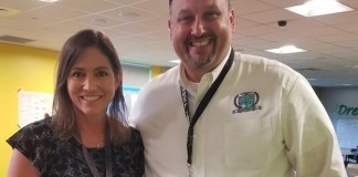 Cheryl Janata nominated for the 2020 Francisco R. Walker Teacher of the Year