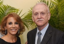FIU's Frost Art Museum honors longtime champion of the arts