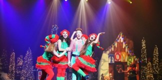 Jungle Island, Live 305 Entertainment presents a magical 'Santa's Circus'