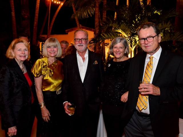 Dade Heritage Trust hosts its annual holiday party in Grove