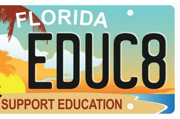 Support Education specialty license plate gets fresh look?