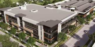 Demolition makes way for $40M medical office building next to Baptist Hospital