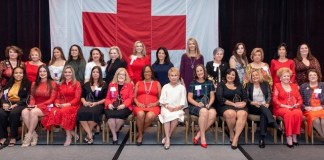 Local chapter of the American Red Cross celebrates Spectrum Awards for Women