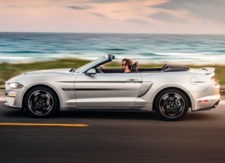 Ecoboost Mustang convertible is the perfect weekend cruiser
