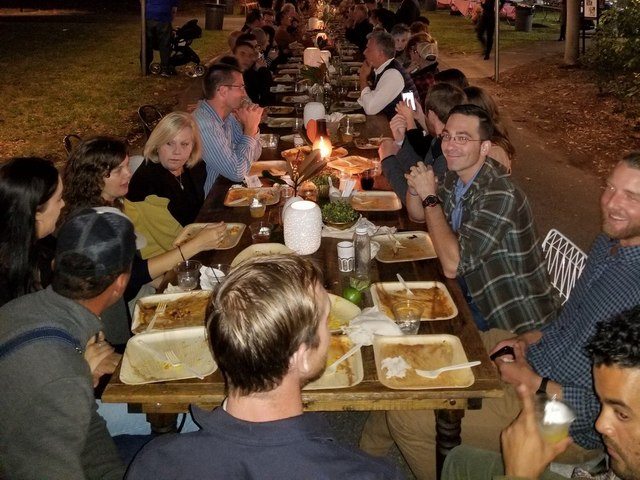 Farmers honored for innovation during dinner at Vizcaya Village