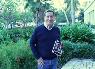 Best-selling author to sign his latest title at Books & Books