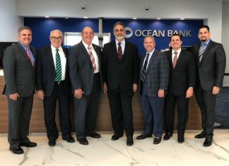 Ocean Bank opens new branch on N. Kendall at 157th Avenue