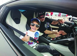 Ride2Revive hosts eighth annual track event for kids at Speedway