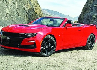 Camaro returns to its roots of upsetting the status quo
