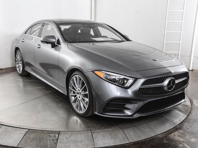 Redesigned CLS 450 is the pinnacle of modern car design
