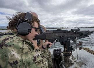 Miami sailor participates in Pearl Harbor training
