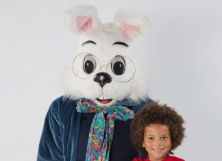 Easter Bunny Photo Experience is coming soon to area Simon Malls