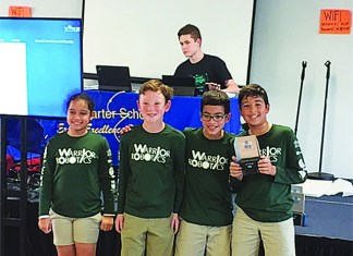 Westminster Christian School Elementary Robotics Program