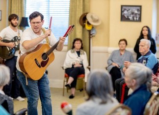 The Palace Gardens adopts music program to aid in dementia care