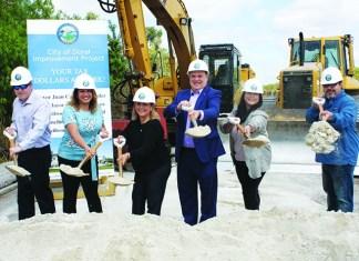 Doral comienza la construcción de la conexión en NW 102nd Avenue