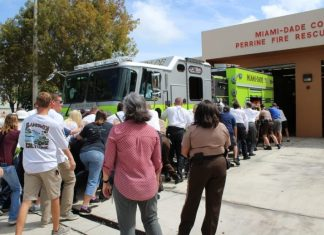 Palmetto Bay receives new state-of-the-art fire engine