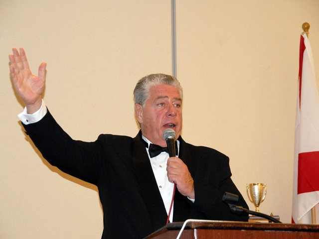 Jim Gall named auctioneer for Biscayne Bay Kiwanis' Gala