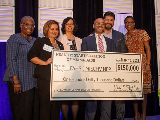 Healthy Start Coalition to give more funding to Nurse-Family Partnership