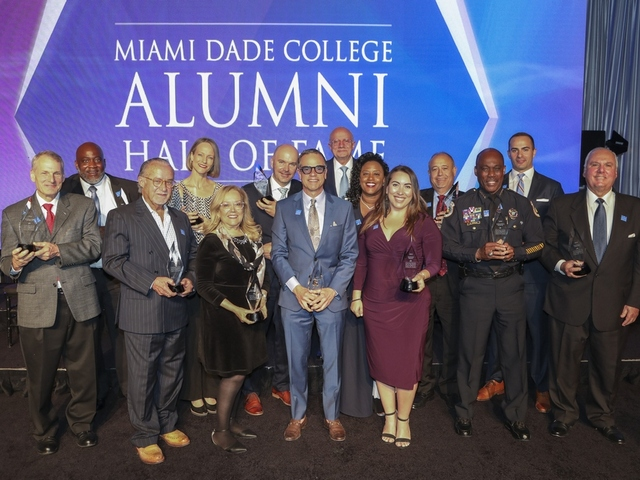 MDC Alumni Hall of Fame fundraiser generates $1 million for scholarships