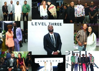 Level three launched with Carnival Foundation's A night on the Runwade presented by Aventura mall and hosted by NBA Champion Dwyane Wade