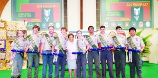 Pinecrest Boy Scout Troop 457 has 9 new Eagle Scouts